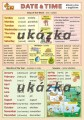 Popis produktu - Dátum a čas v angličtine