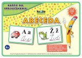 Popis produktu - Karty na precvičovanie - abeceda