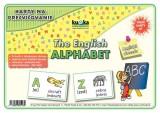 Popis produktu - Karty na precvičovanie - anglická abeceda