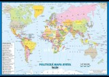 Popis produktu - Politická mapa sveta