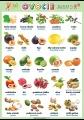 Popis produktu - Ovocie 2