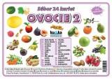 Popis produktu - Súbor 24 kariet - ovocie 2