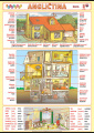 Obrázková angličtina - dom