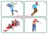 Súbor 48 kariet - športy nakladateľstvo Kupka