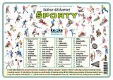 Súbor 48 kariet - športy